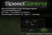 FS 15 Mod Contest 2015 – Hız Kontrol Modu