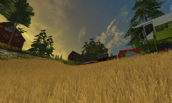 FS Mod Contest Southern Norway - Southern norway map fs15