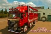 Euro Truck Simulator 2 Scania G420 Çekici ve Kırkayak Kamyon!