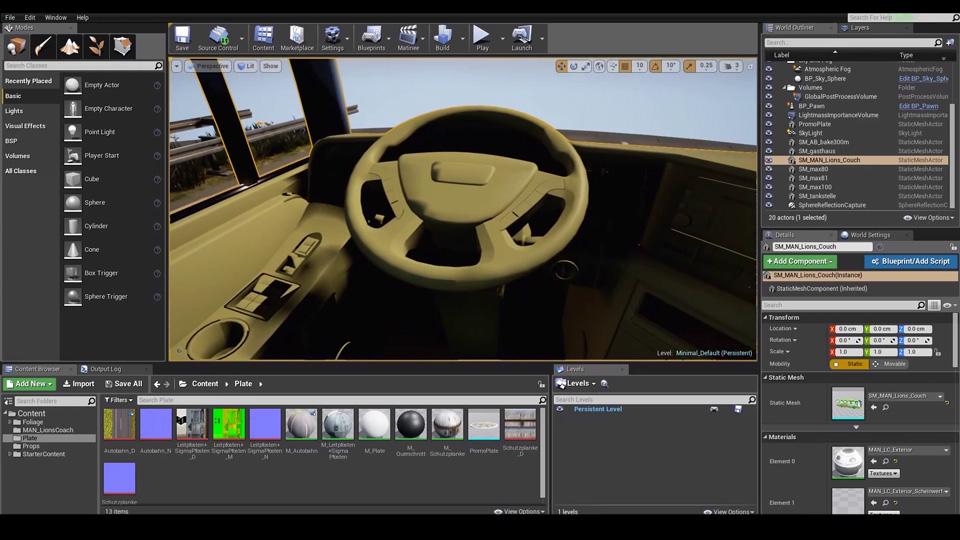 fernbus simulator geli tirici g nl 1 video. Black Bedroom Furniture Sets. Home Design Ideas