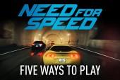 Need for Speed Oynanış Yenilikleri [Video]