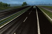 Euro Truck Simulator 2 Yeni Yol Grafikleri Modu v2
