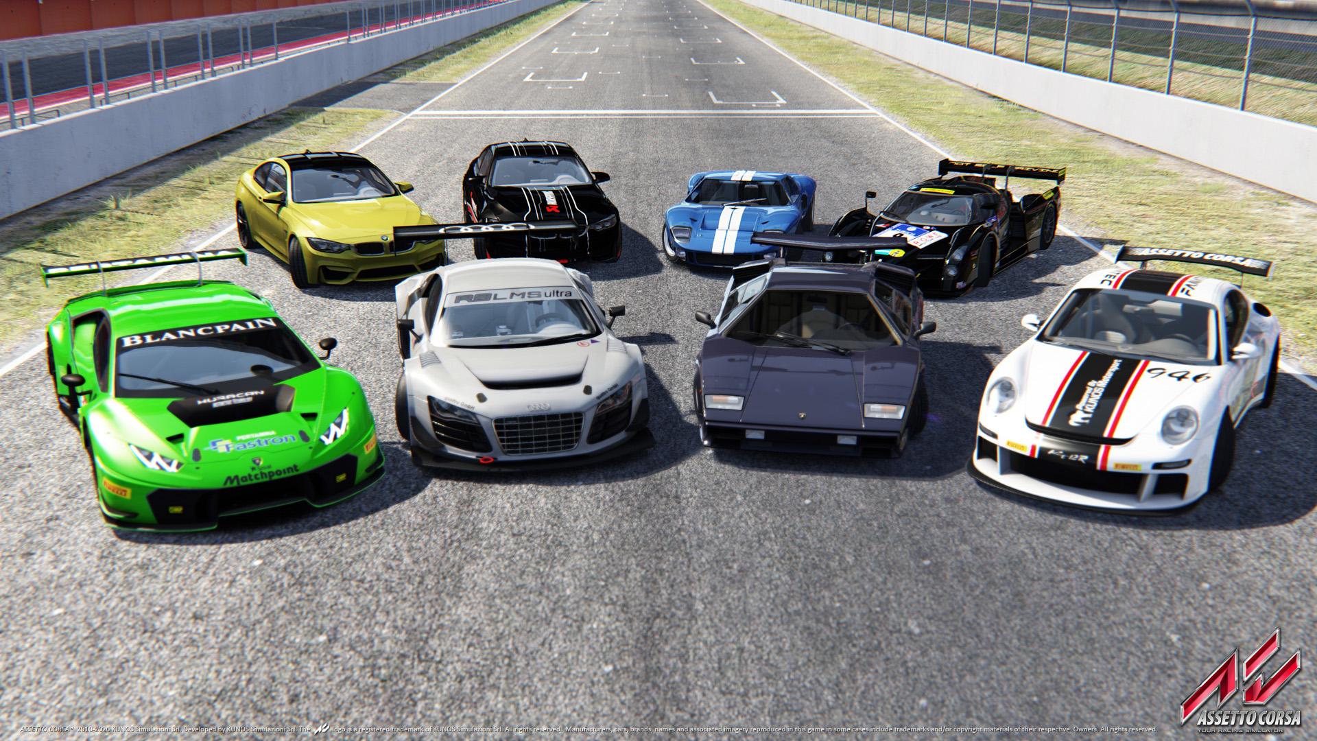 Assetto Corsa Dream Pack 2 Dlc Si 199 ıktı