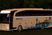 ETS 2 Mercedes-Benz Travego Çanakkale Truva Otobüsü