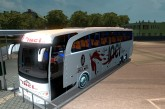 ETS 2 Mercedes-Benz Travego Özerler İnci Turizm Otobüsü
