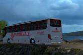 ETS 2 Setra S 416 GT-HD için Pamukkale Turizm Otobüsü