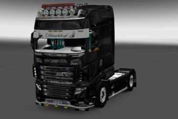 Euro Truck Simulator 2 – Scania R700 v3