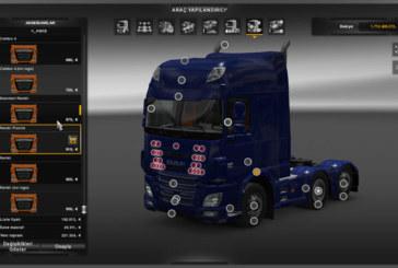 Euro Truck Simulator 2 – DAF XF Euro 6 v1.44 [ohaha]