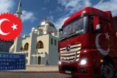 Euro Truck Simulator 2 Avrupa-Türkiye Haritası Edirne > Kırklareli [İnceleme]