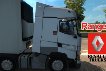 Euro Truck Simulator 2 Renault Range T Modu (Video)
