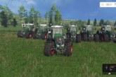 Farming Simulator 15 Fendt 900 Yeşil Traktör Paketi v3.1