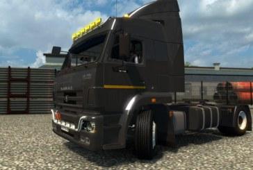Euro Truck Simulator 2 – Kamaz 5460 (TM1840)