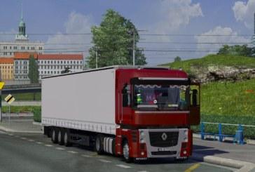Euro Truck Simulator 2 – Renault Magnum 520 Euro 5 [1.21.x]