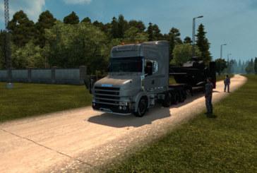 Euro Truck Simulator 2 Scania T Serisi Çekici v1.7.1