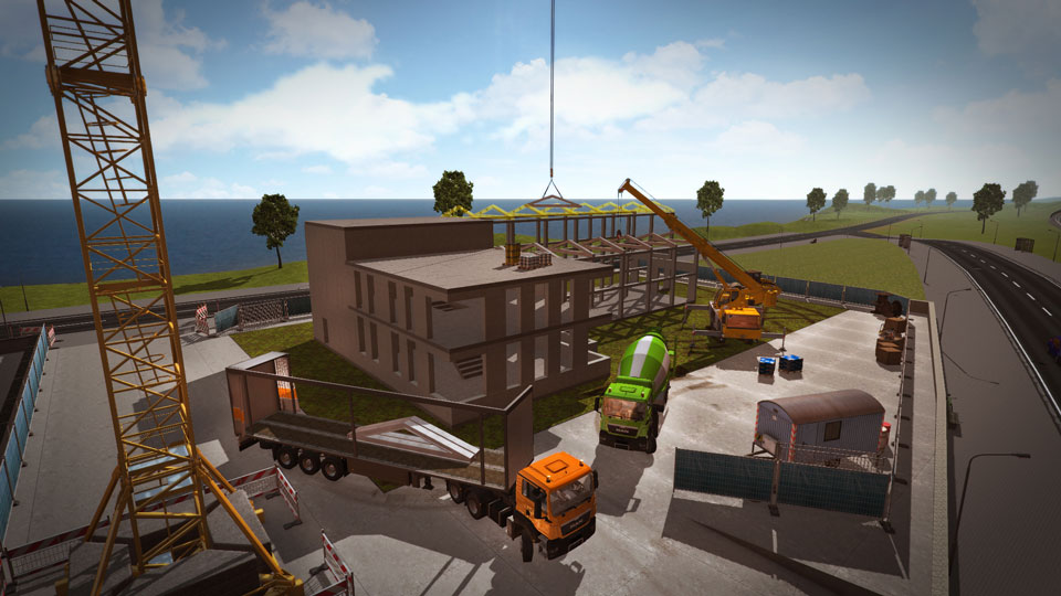Image Result For Construction Simulator Gold Edition