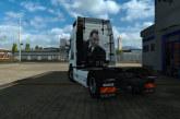 ETS 2 Mod – Volvo FH16 2012 – ATATÜRK Skini