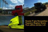 ETS 2 Mod – Scania T için Streamline Skin v1.4