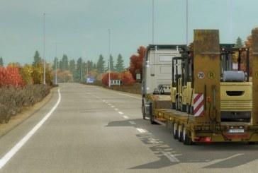 Euro Truck Simulator 2 – Sonbahar Mevsimi v2.1