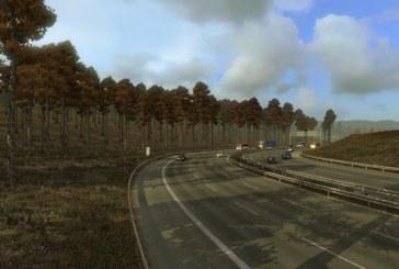 Euro Truck Simulator 2 – Sonbahar Geliyor v2 [Sonbahar Grafikleri]