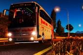 Euro Truck Simulator 2 Otobüs: Mercedes-Benz Travego 15-17 SHD (Special Edition)
