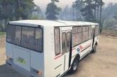 Spin Tires – PAZ 4334 Otobüs Modu