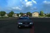 ETS 2 Mod – AUDI A4 RS4 için Polis Kornası