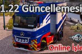 Euro Truck Simulator 2 – 1.22 Güncelleme İncelemesi (World of Trucks Online İşler)