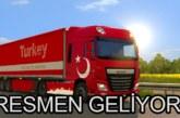 Euro Truck Simulator 2 Türkiye Skin Paketi Resmen Geliyor!