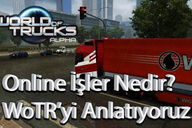 Euro Truck Simulator 2 (World of Trucks Online İşler #2)