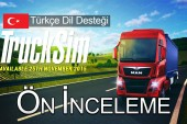 TruckSim Ön İnceleme (Video)