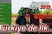 Türkiye'de İlk… Symulator Farmy 2016 (Farm Expert 2017)