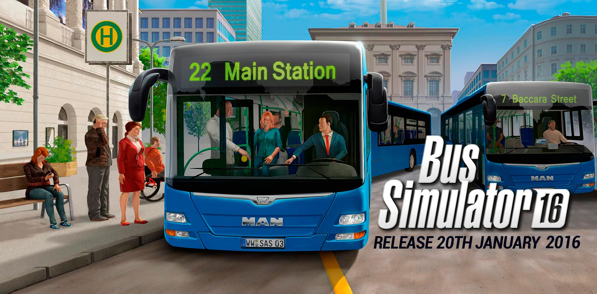 bus company simulator
