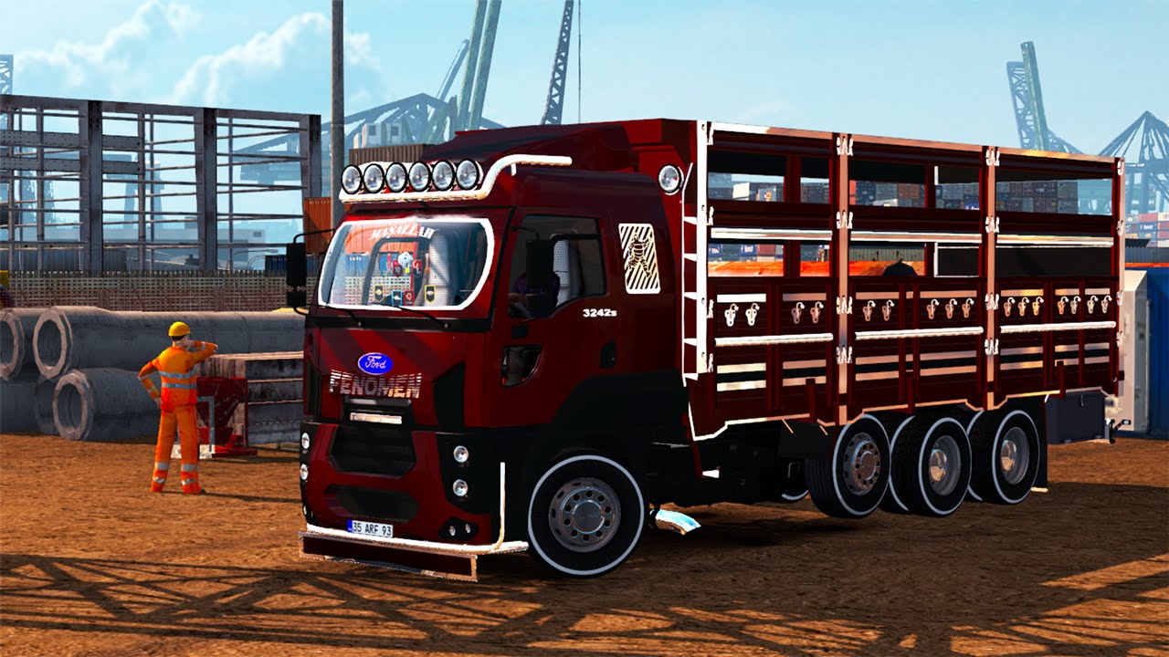 Euro truck Simulator 1 12 1 Dlc