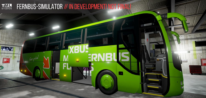 fernbus simulator y ksek z n rl kl g r nt ler payla ld. Black Bedroom Furniture Sets. Home Design Ideas