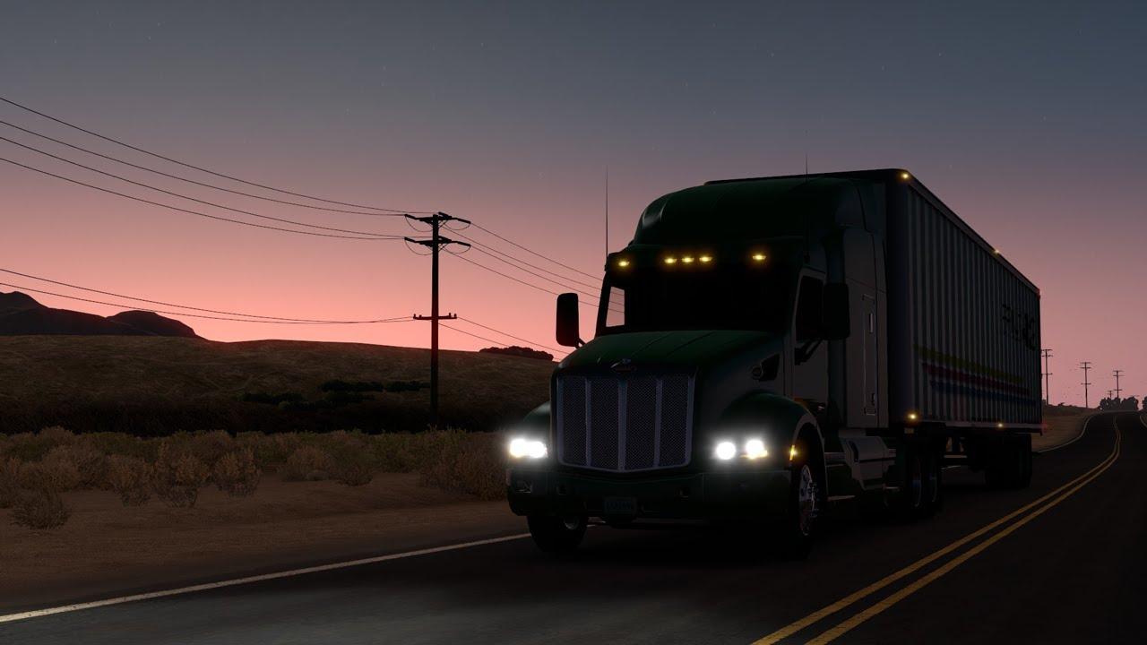 American Truck Simulator İncelemesi Sim 252 Lasyon T 220 Rk