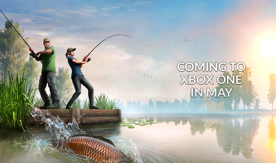 Euro fishing 39 in xbox one k tarihi for Xbox one fishing games