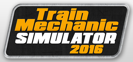 Train Mechanic Simulator 2016 logo
