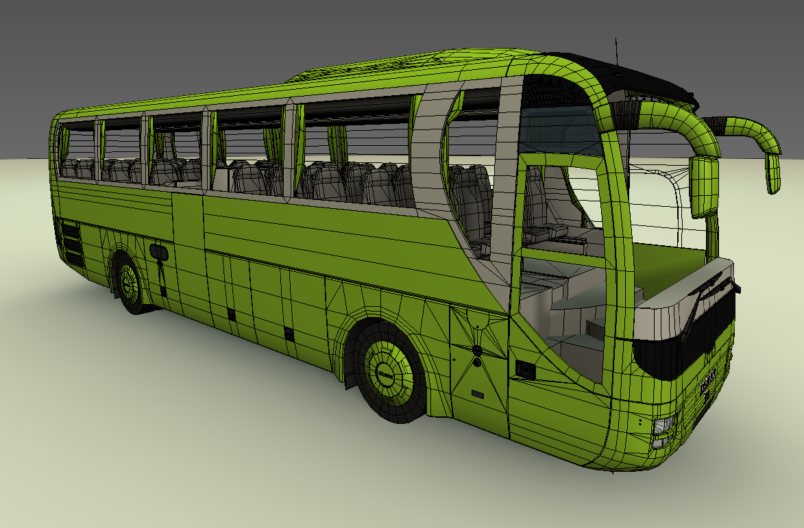 fernbus coach simulator geli tirici g nl 11 otob s. Black Bedroom Furniture Sets. Home Design Ideas