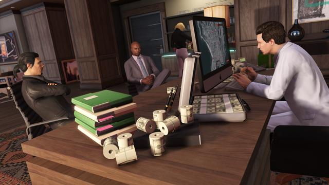 Yeni gelen güncellemeyle aktif olacak ofisten bir kare