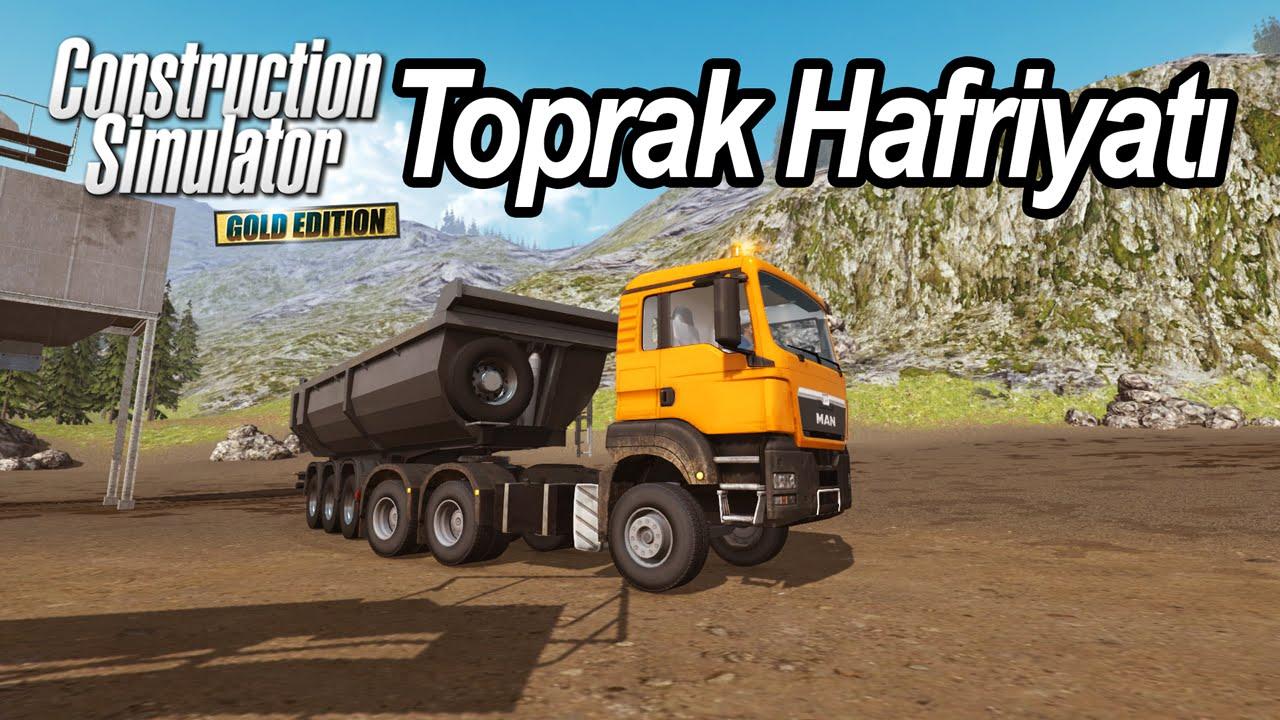 Car Mechanic Simulator 2019 >> Construction Simulator 2015 - Toprak Hafriyatı MAN TGS (Video)