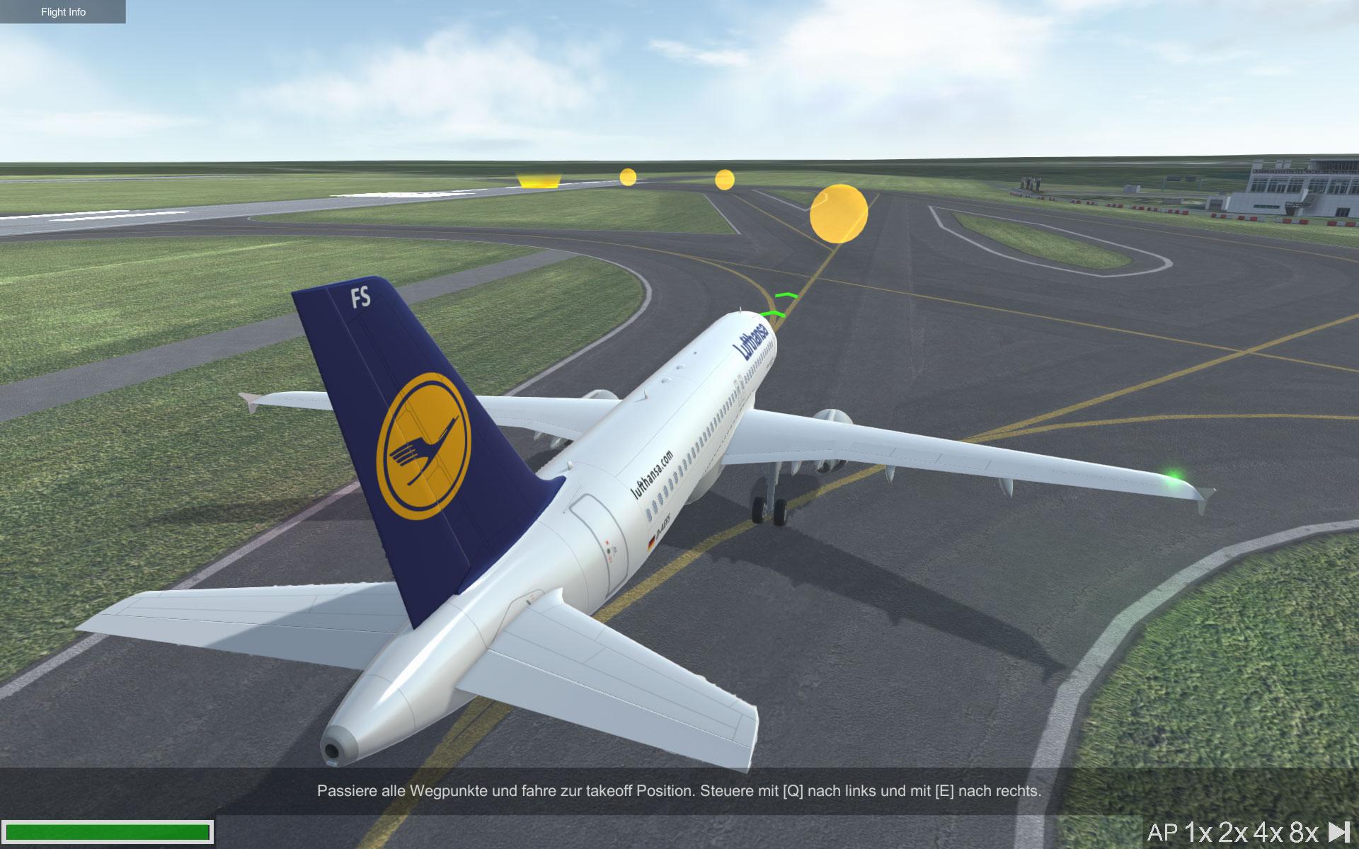 Flugzeug Simulator Pc