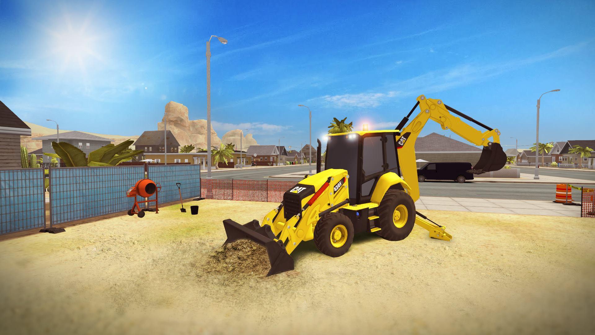 Construction simulator 2 gamescom videosu ve foto raflar for Construction