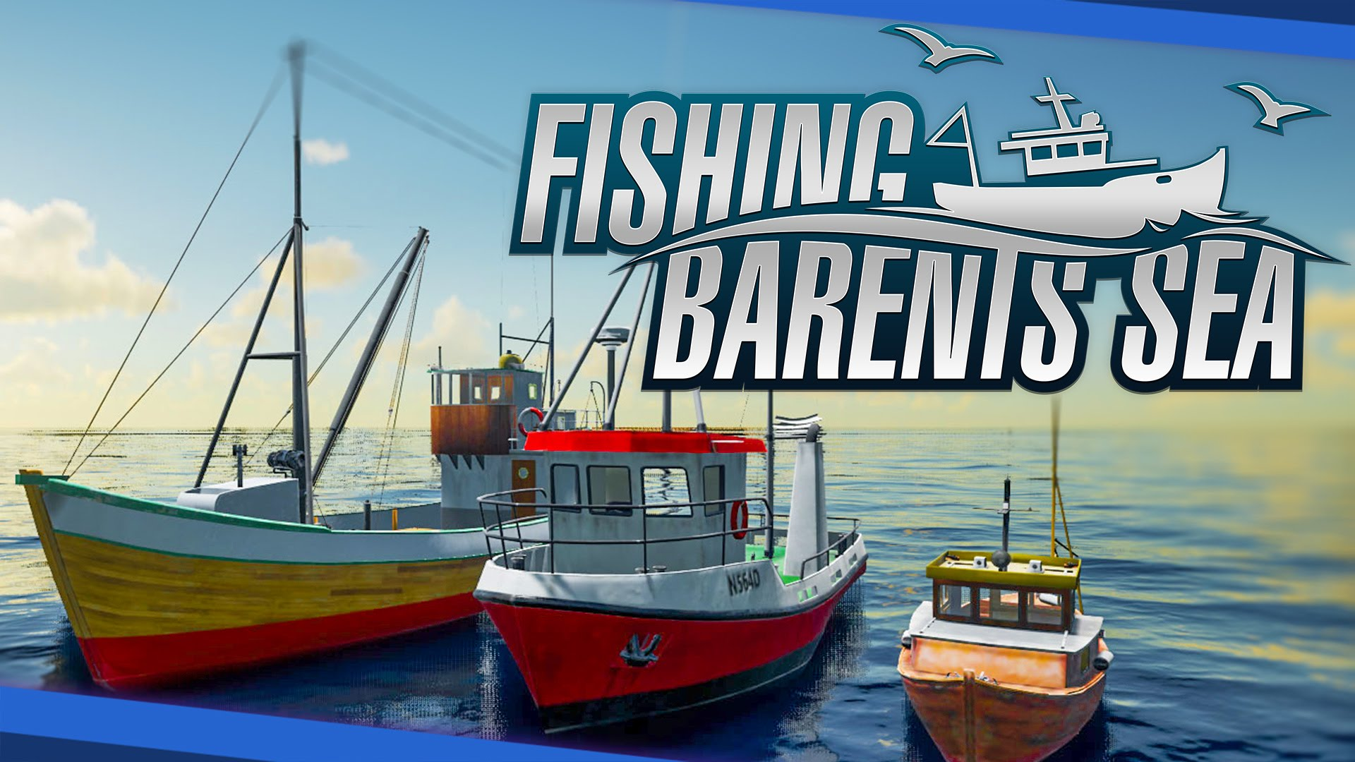 Fishing barents sea gamescom 2016 r portaj ve bilgileri for How to fishing