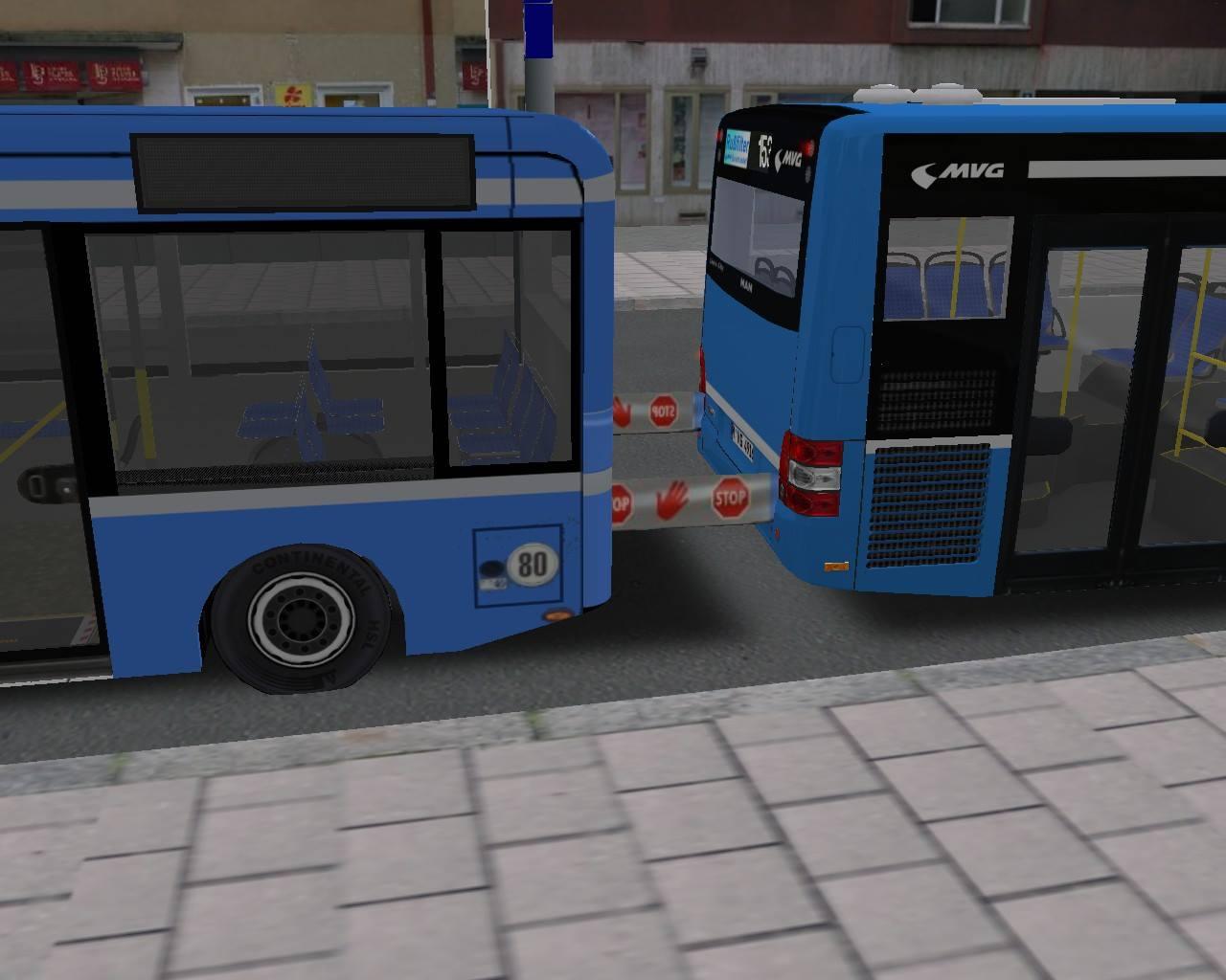 Omsi 2 Munchen Man Lion S City Euro 6 Buszug 5