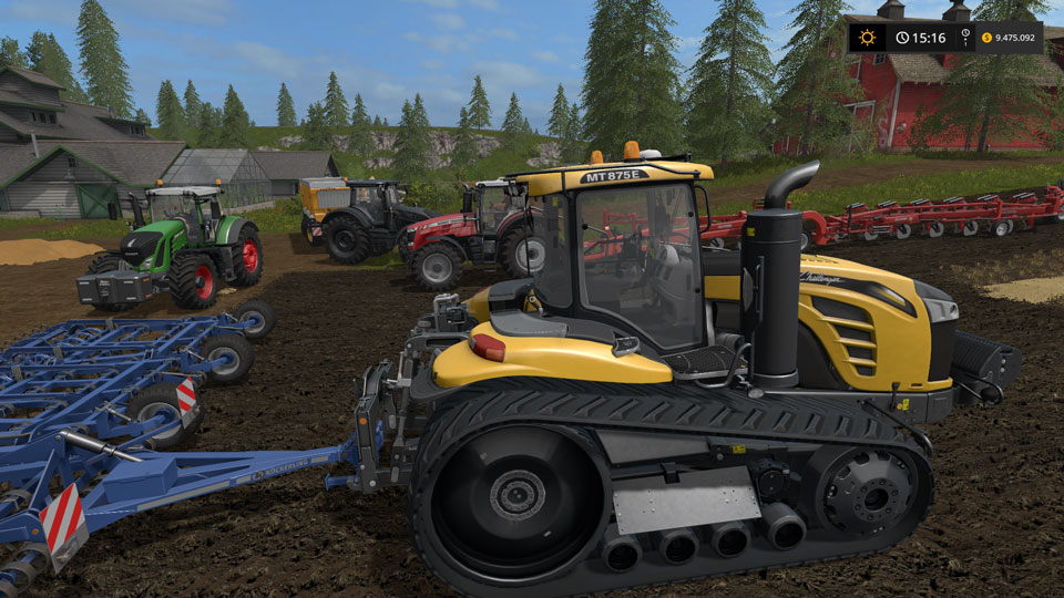 Hayırlı Olsun... Farming Simulator 17 Çıktı!