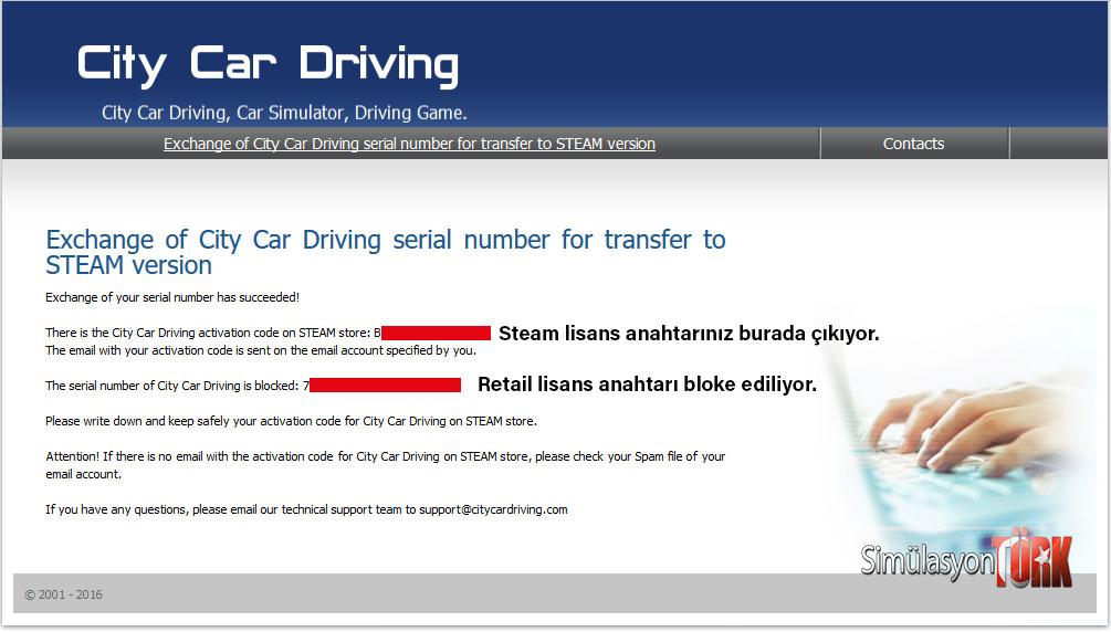 city car driving serial keygen