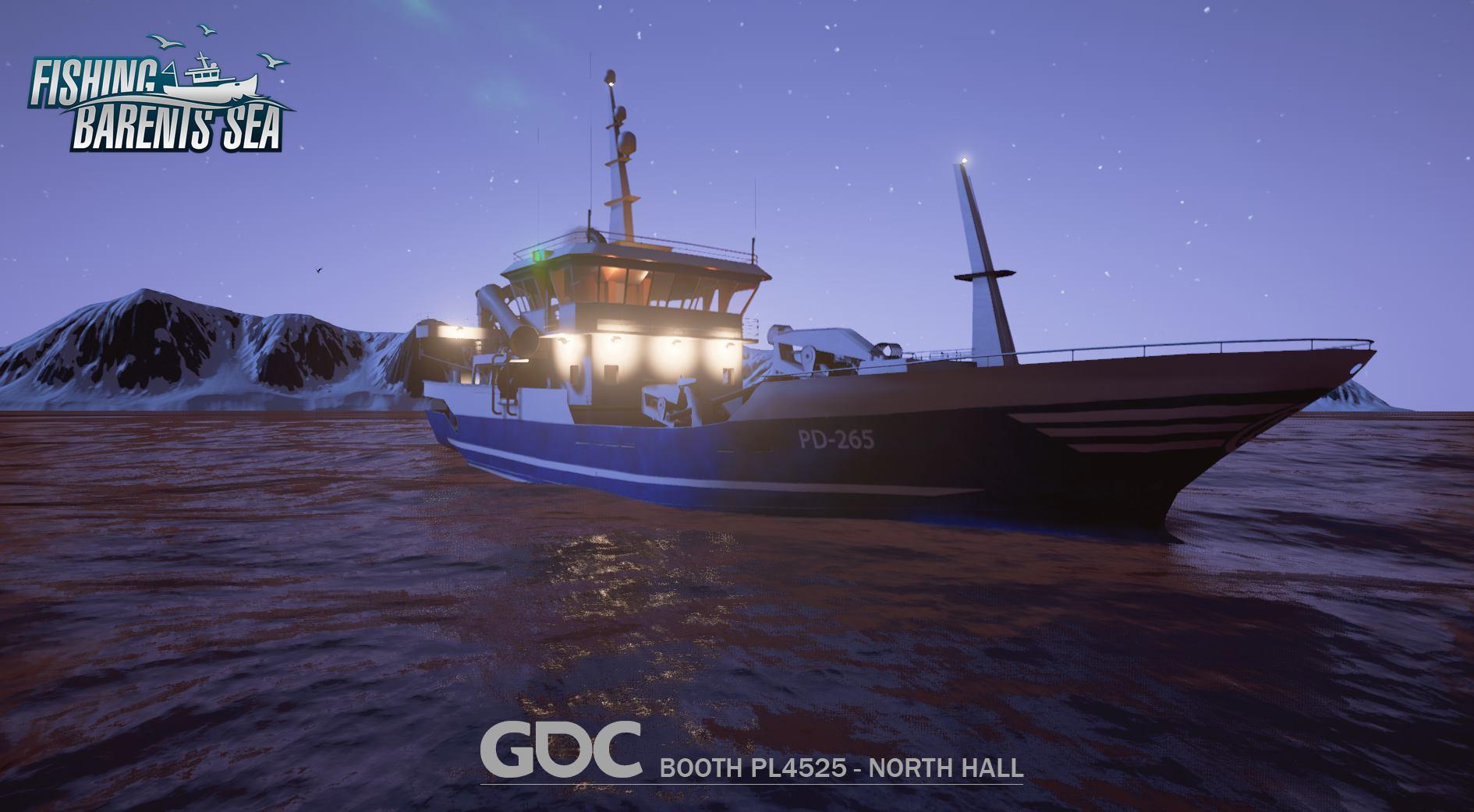 Fishing barents sea yeni ekran g r nt leri ve gdc 2017 for Fishing games 2017