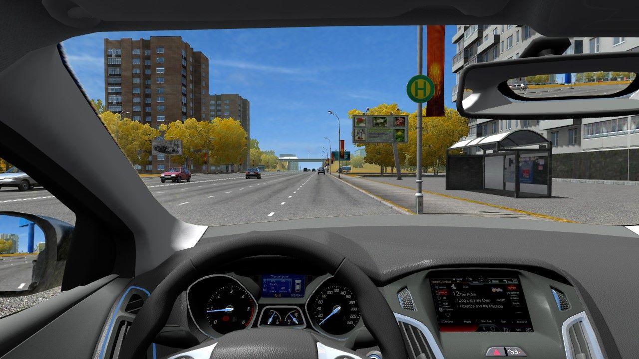 City Car Driving Pculus