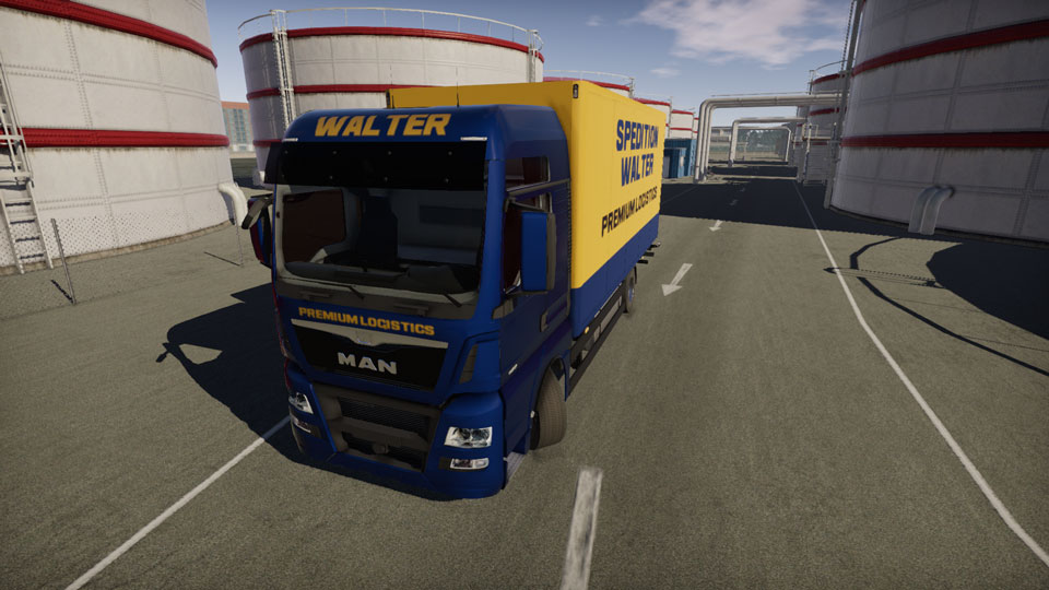 on the road truck simulator 39 n 0 5 1 g ncellemesi kt. Black Bedroom Furniture Sets. Home Design Ideas