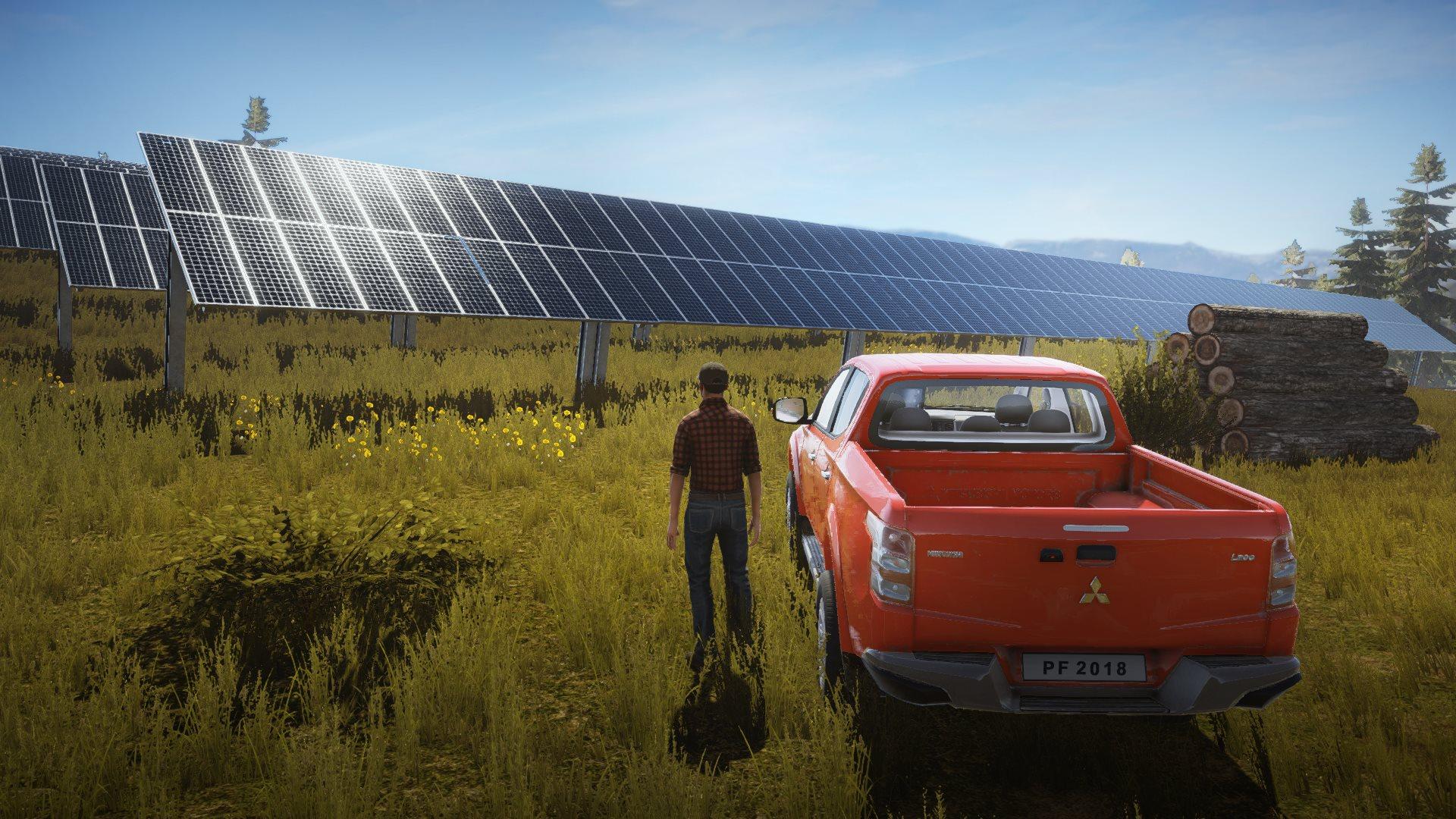 Pure Farming 2018'den 7 Yeni Ekran Görüntüsü!
